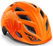 Kask rowerowy dziecięcy Genio II Jungle pomarańczowy Met