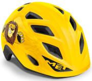 Kask rowerowy dziecięcy Genio II Lion żółty Met
