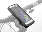 Uchwyt rowerowy na telefon Shell X9 168x88x15mm Author