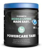 Tabletki do toalety PowerCare Tabs16 szt Dometic