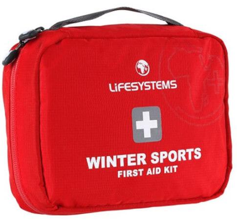 Apteczka zimowa z folią NRC Winter Sports First Aid Kit Lifesystems 40 części