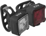 Zestaw lampek rowerowych Niteline 44 AXA