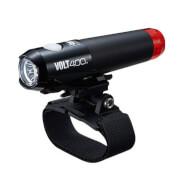 Lampka rowerowa przednia tylna HL-EL462 VOLT400 Duplex Cateye