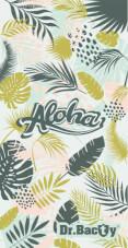 Antybakteryjny ręcznik szybkoschnący XL Aloha Dr Bacty