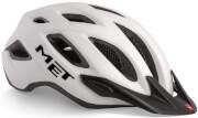 Kask rowerowy XL Crossover biały Met