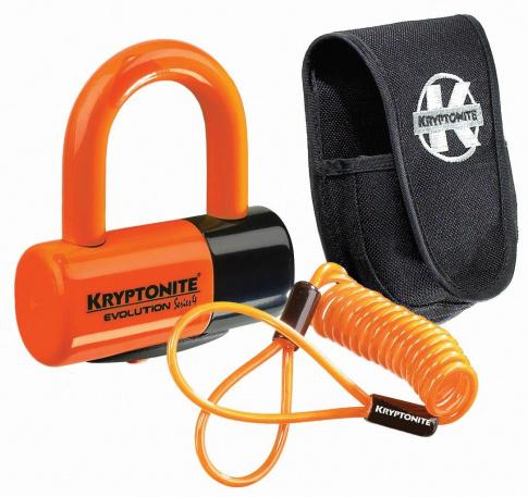 Blokada tarczy hamulcowej Evolution Series 4 Disc Lock 14mm Kryptonite