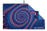 Szybkoschnący ręcznik turystyczny Recycled SoftFibre Printed Towel Andaman Lifeventure