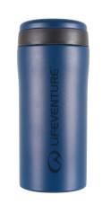 Kubek termiczny Thermal Mug Blue 300 ml Lifeventure Matt Cobalt