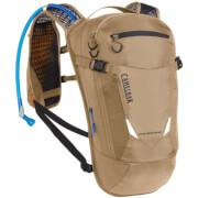 Kamizelka rowerowa z ochraniaczem Chase Protector Vest 8L z bukłakiem beż Camelbak