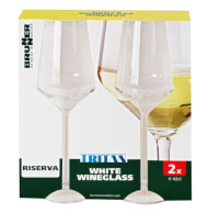 Turystyczne kieliszki do wina Set Wine Glass Riserva Brunner