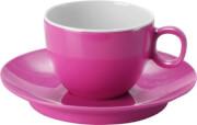 Filiżanka z melaminy do Espresso Spectrum Pink Brunner