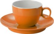 Filiżanka z melaminy do Espresso Spectrum Orange Brunner