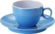 Filiżanka z melaminy do Espresso Spectrum Blue Brunner