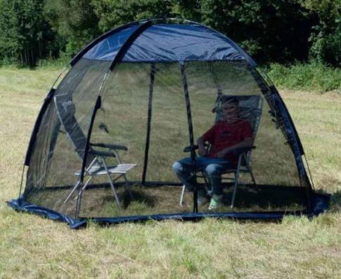 Namiot moskitiera