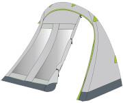 Przedsionek do namiotów 4 osobowych Castle Pines 4L i Meadowood 4L Coleman