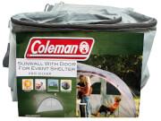 Ściana boczna z drzwiami do altany namiotowej Event Shelter Pro XL Sunwall with Door Coleman