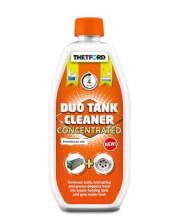 Niebieski płyn do zbiornika na fekalia i szarej wody 0.8 L Duo Tank Cleaner Thetford