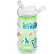 Butelka dziecięca Eddy Kids Insulated 400ml z izolacją zielonkawa Camelbak