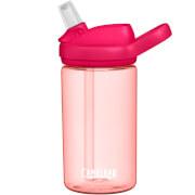 Butelka dziecięca Eddy + Kids 400ml przeźroczysta różowa Camelbak