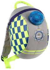Plecaczek dla dzieci 1-3 lata Radiowóz policyjny LittleLife
