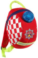 Plecaczek dla dzieci 1-3 lata Wóz strażacki LittleLife