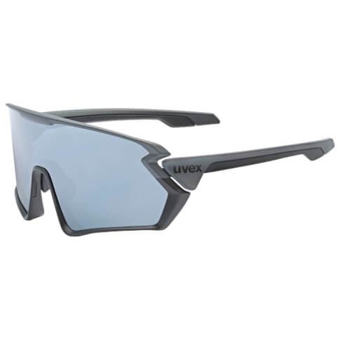 Sportowe okulary Sportstyle 215 czarne Uvex