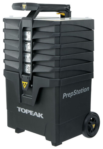 Wózek na narzędzia rowerowe PrepStation Case Topeak