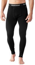 Leginsy Men's Merino 150 Base Layer Bottom Smartwool Black