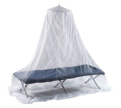 Moskitiera na łóżko Mosquito Net Single Easy Camp