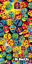 Antybakteryjny ręcznik szybkoschnący XL Maski Dr Bacty