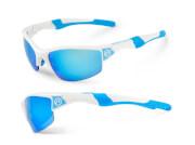 Okulary sportowe Venus niebieskie Accent