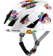 Kask rowerowy Pico Pearlwhite Flower Gloss Alpina