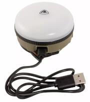 Lampka namiotowa USB Dunkery Beacon Rechargeable szara Robens