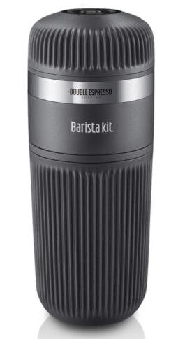 Zestaw do podwójnego espresso Barista Kit Nanopresso Wacaco