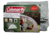 Ściana do wiaty namiotowej Shelter Pro L Silver Sunwall Coleman