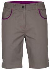 Damskie spodnie wspinaczkowe Jesel Short Lady Milo grey