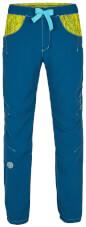 Damskie spodnie wspinaczkowe Jote Lady Milo navy blue