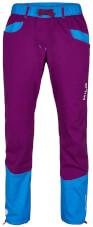 Damskie spodnie wspinaczkowe Kulti Lady Milo dark violet/blue