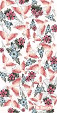Antybakteryjny ręcznik szybkoschnący Japanese garden shine 70x140cm Dr.Bacty