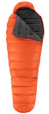 Puchowy śpiwór zimowy Chamonix Pro -11 Xtrlong Zajo orange