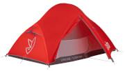 Ultralekki namiot turystyczny 2 osobowy Litio 2 UL Tent Zajo red