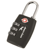 Kłódka turystyczna TSA Secure Lock Easy Camp