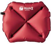 Dmuchana poduszka turystyczna Pillow X czerwona Klymit