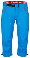Męskie spodnie wspinaczkowe Jesel 3/4 Milo blue