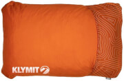Poduszka Drift Car Camp Regular pomarańczowa Klymit