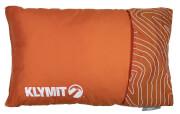 Poduszka turystyczna Drift Car Camp Larger pomarańczowa Klymit