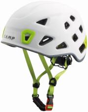 Kask wspinaczkowy Storm EPS rozmiar L biało-zielony CAMP