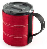 Kubek termiczny Infinity Backpacker Mug 500 ml czerwony GSI Outdoors