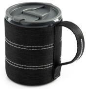 Kubek termiczny Infinity Backpacker Mug 500 ml czarny GSI Outdoors