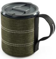 Kubek termiczny Infinity Backpacker Mug 500 ml green GSI Outdoors